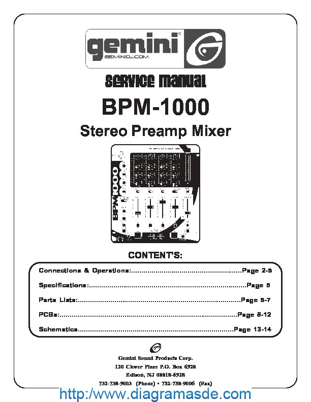 GEMINI BPM-1000.pdf